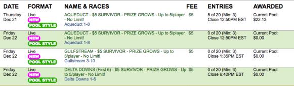 $5 Survivor
