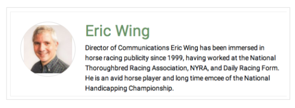 Eric Wing blog pic